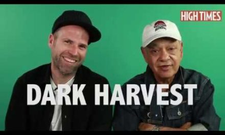 Cheech Marin Returns To Weed Movies In 'Dark Harvest'