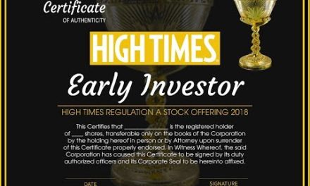 Why are People Investing in High Times?