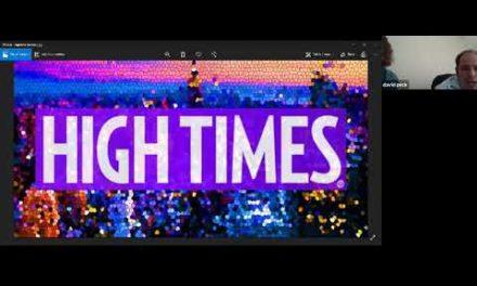 High Times Investor Webinar 10/3/2018