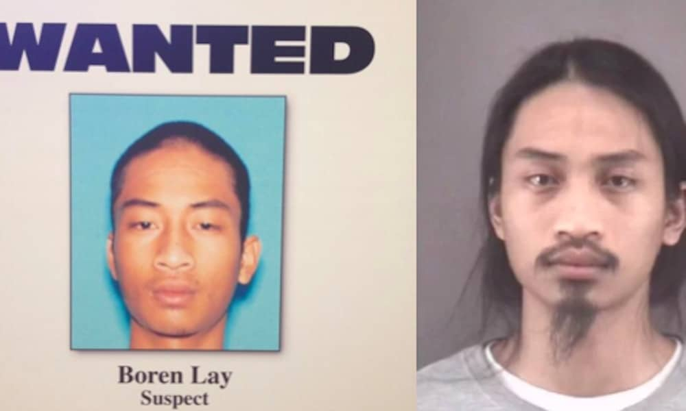 Man Arrested in North Carolina for Weed Turns Out to be Fugitive Murder Suspect