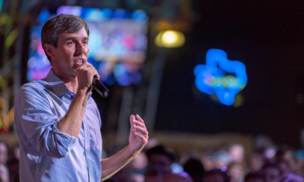 Likely Presidential Candidate Beto O'Rourke Calls for Federally Legal Marijuana
