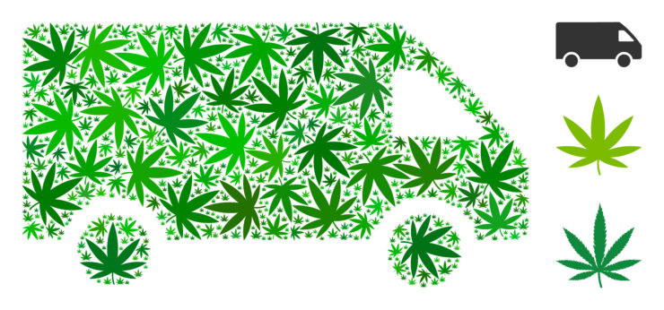 Oregon Cannabis Delivery: How to Enter the Market