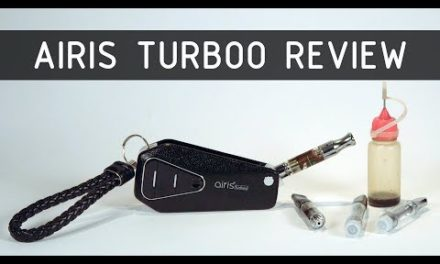 Airis Turboo Cartridge Vaporizer Review