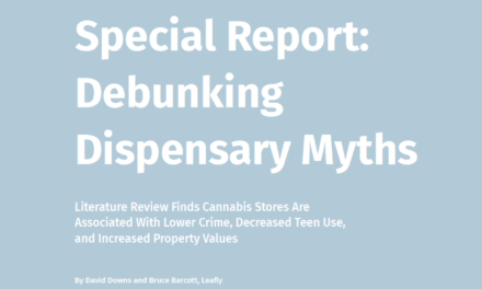 Leafly Study Debunks Dispensary Myths Around Crime & Teen Use