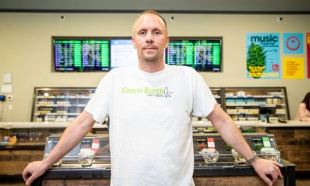 Cannabis Retail Guide: Green Earth Cannabis, Calgary