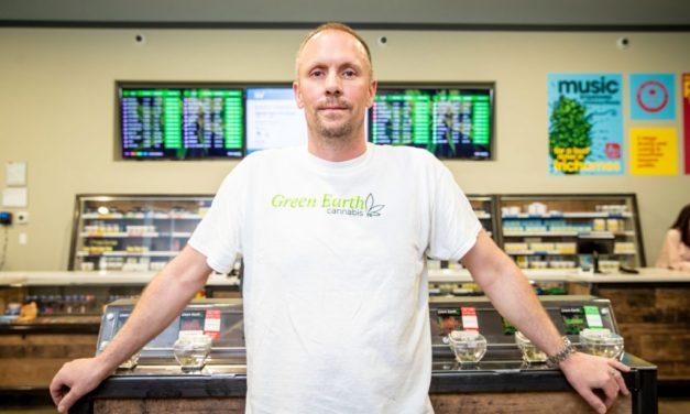 Cannabis Retail Guide: Green Earth Cannabis, Calgary