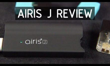 Airis J Pods Vaporizer Review