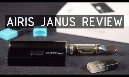 Airis Janus Pod and Cartridge Vaporizer Review
