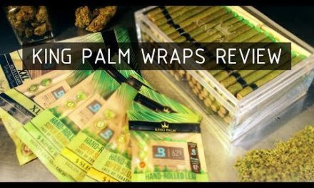 King Palm Natural Leaf Wraps: Product Review