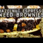 How To Elevate Box Brownies (Hazelnut Coffee Cannabis Brownie Recipe) Cannabasics #113
