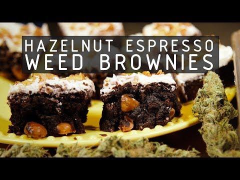 How To Elevate Box Brownies (Hazelnut Coffee Cannabis Brownie Recipe) Cannabasics #113