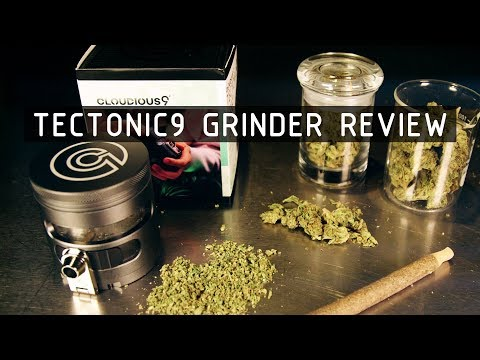 Cloudious9 Tectonic9 Automatic Dispensing Grinder Review