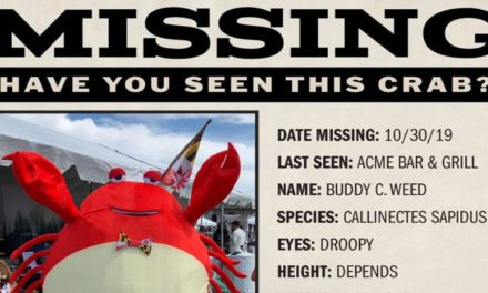 Missing Crab Report: This Weed Company Wants Their Mascot Back