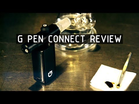 G Pen Connect Vaporizer (Alternative Dab Rig) Product Review